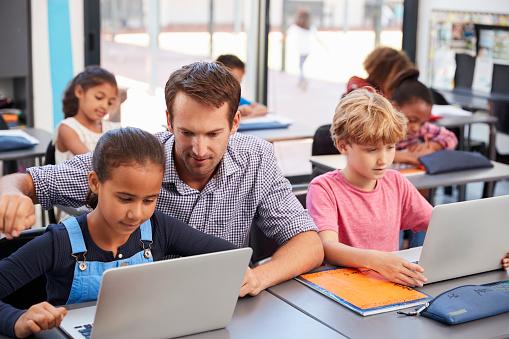 Computers Classrooms