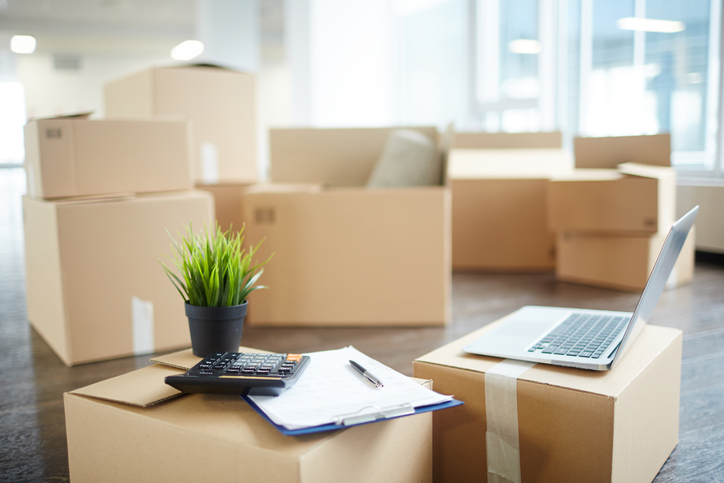 Moving Into A New Office? Don't Forget About Your IT Services